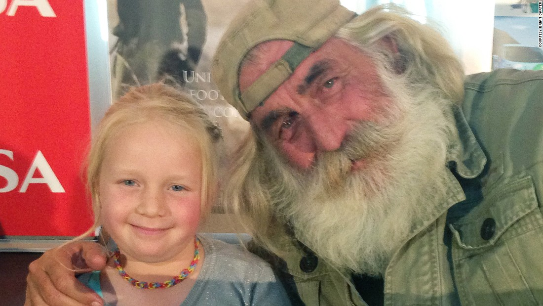 Eight-year-old Alyssa Carter has raised over £20,000 towards protecting rhinos in Kruger National Park, South Africa. Here. she meets veteran South African explorer Kingsley Holgate.