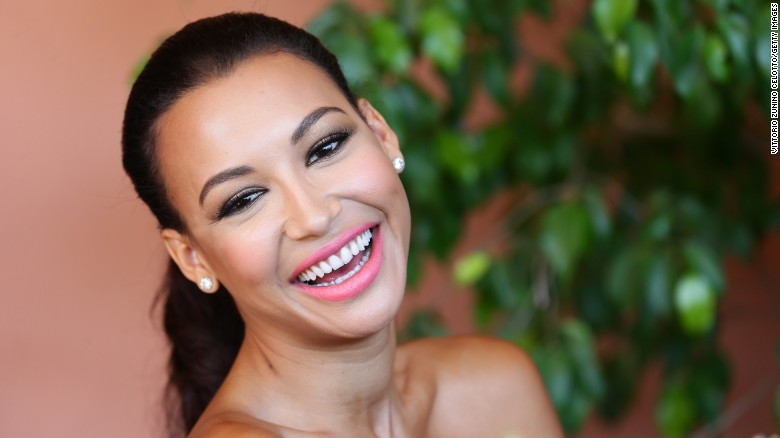 Actress Naya Rivera