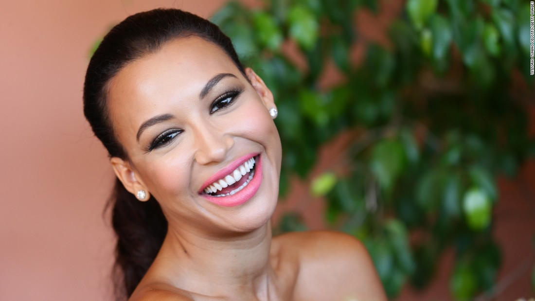 "Naya Rivera, who shot to fame singing, dancing and acting on ""Glee,"" is getting a lot of attention for what she says off-screen."