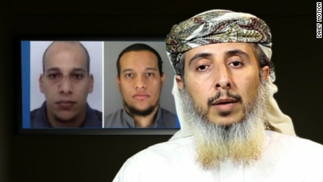 AQAP claims responsibility for Paris attacks
