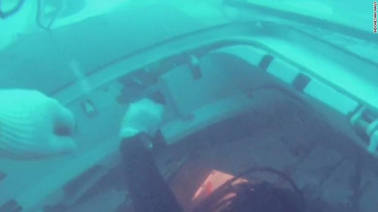 Airasia Qz8501 S Fuselage Found Cnn