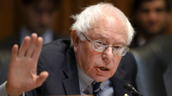 "Sen. Bernie Sanders, an independent from Vermont who caucuses with Democrats, has said the United States needs a ""political revolution"" of working-class Americans looking to take back control of the government from billionaires. He first announced the run in an email to supporters early on the morning of Thursday, April 30."