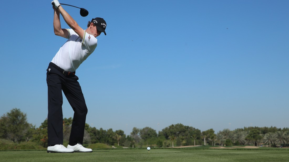 Pieters was the early pacesetter in the first round of the tournament in Abu Dhabi with a seven-under 65 before Kaymer knocked him off the top late in the day.