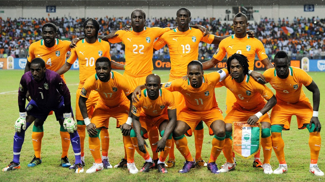 Ivory Coast may be awash with talented players but the country have struggled on the international stage. They made the final of the Africa Cup of Nations in 2012 but ended up coming away from the tournament as runners-up to Zambia.