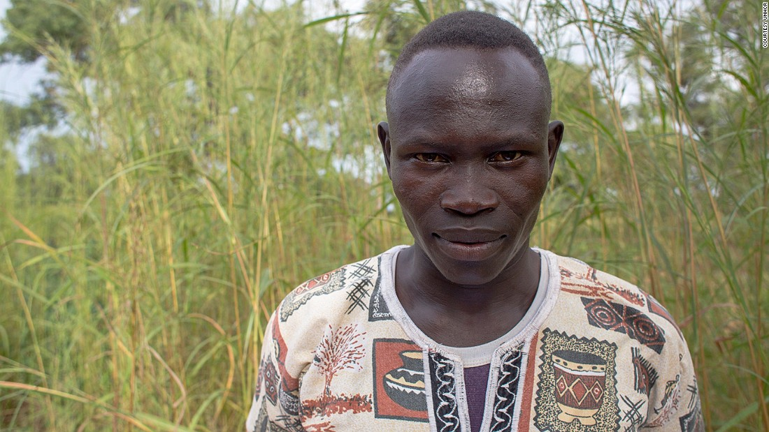 "Aziz Hassan Eidiie was born in 1990 in the Nuba village of Kauda. When war broke out in his home in 2011, he had to stop his schooling. He was able to resume it at the Soba Secondary School. Many of his photographs focus on the lives of the young men inside the camp. <br />""I am happy to have become a photographer, because this was one of my dreams,"" he says.<br />""I hope that God may help me learn more and more about journalism so I can put it into practice."""