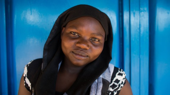 """Awatif Kawaja Matile is 20 years old. Education has always been very important to her. At ten, she walked long distances to attend her primary school. Later, she attended a private school, where she lived without her parents.""""I struggled because I didn't have their financial support to help me buy clothes, shoes and other materials,"""" she admits. <br />When the war broke out in 2011, she made her way to the Ajuong Thok  Refugee Camp so that she could continue her studies. """"Being in school is an opportunity to learn, and to change your life from bad to better,"""" she says, though she admits she doesn't view education as a cure-all. """"It doesn't mean that you will have a comfortable life; you may face challenges and problems, but education makes you a better person in the future. You must think and reason wisely,"""" she says.As a participant in the project, she focused a lot on the everyday struggles of families in the camp."""