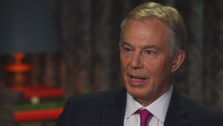Blair takes issue with Pope's freedom of speech remarks