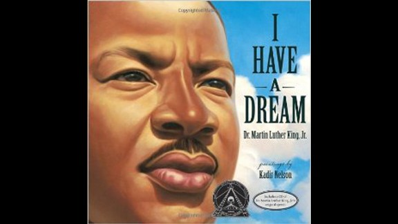 """Picture books can be useful tools to help young children learn about race and diversity, how to deal with bias and bullying and how to be an ally to others. The Human Rights Campaign's Welcoming Schools program publishes reading lists for educators and parents interested in starting those discussions. Here are several of their recommendations, including Kadir Nelson's """"I Have A Dream,"""" which honors the memory of the Rev. Martin Luther King Jr."""