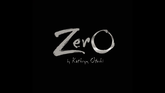 """""""Zero,"""" by Kathryn Otoshi, introduces ideas about body types and social interactions amid lessons about counting and numbers."""