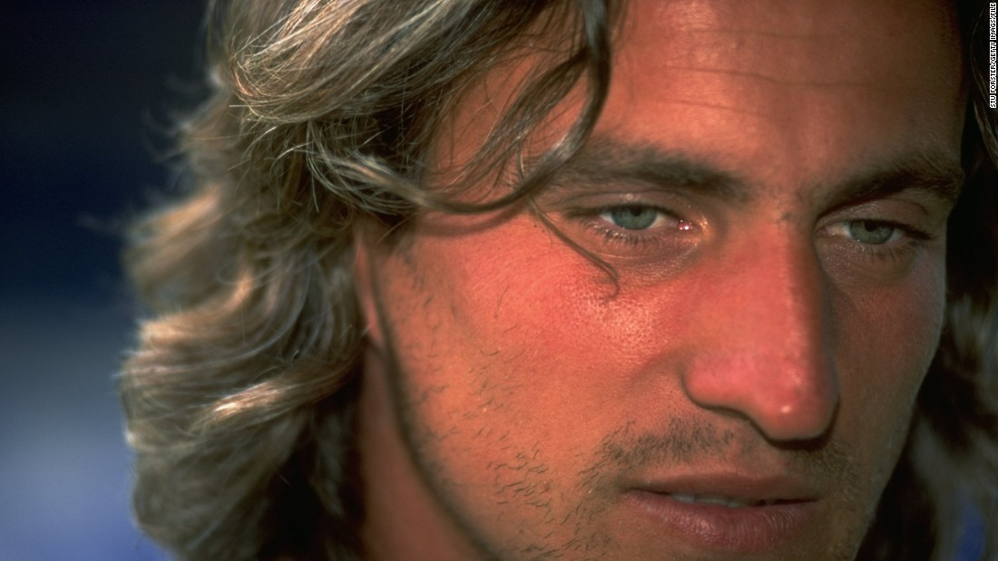 "Ginola was as famous for his looks as he was for his prowess on the field, going to appear in coffee and shampoo commercials. During the launch of his bid for the presidency he repeated his famous ""I'm worth it"" line after a glitzy montage showcasing his prowess as a player."