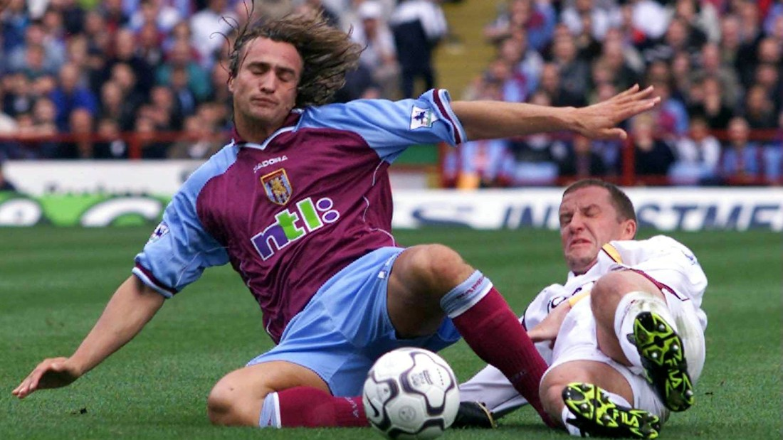 Spells at Aston Villa and Everton followed before Ginola called it a day in 2002. He has since worked as a pundit on French and UK television and had a stint as an ambassador in England's failed bid for the 2018 World Cup. Now he has set his sights on football's top job.