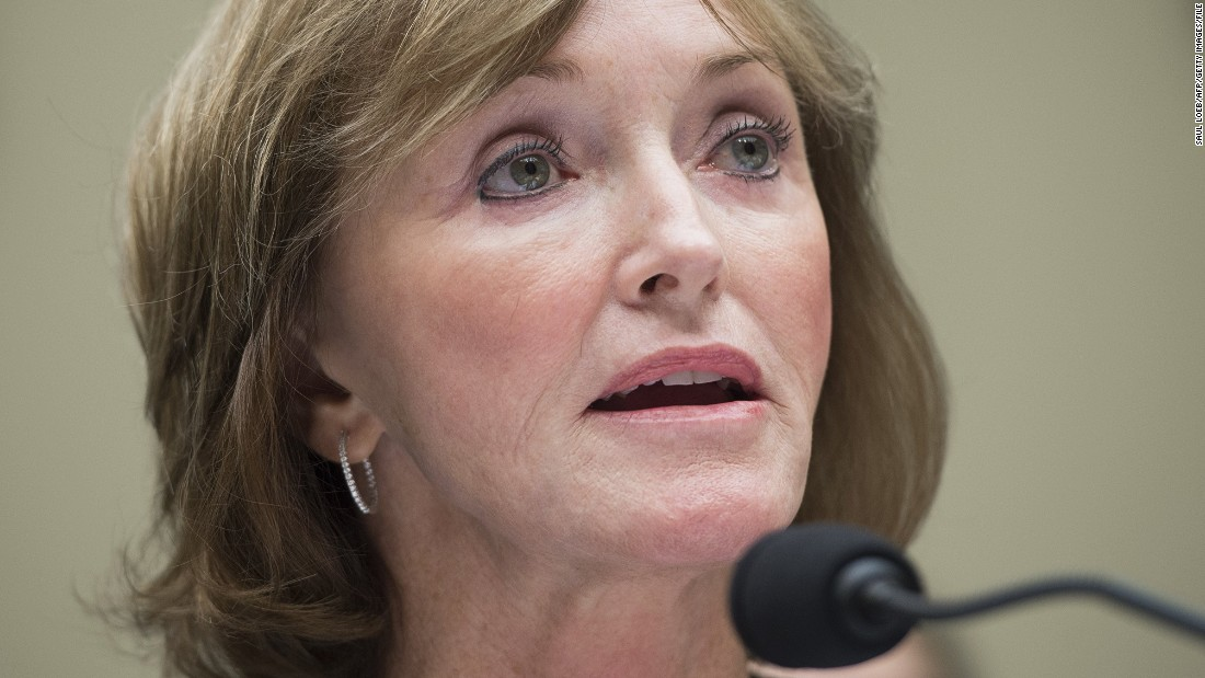 "Marilyn Tavenner, the Centers for Medicare and Medicaid Services' top administrator who was involved in the roll-out of Obamacare, announced in an email to staff <a href=""http://www.cnn.com/2015/01/16/politics/marilyn-tavenner-resigns/index.html"">that she was resigning </a>at the end of February 2015."