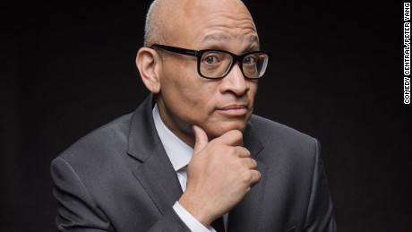"""Nerd Prom"" host Larry Wilmore talks roasting Obama"