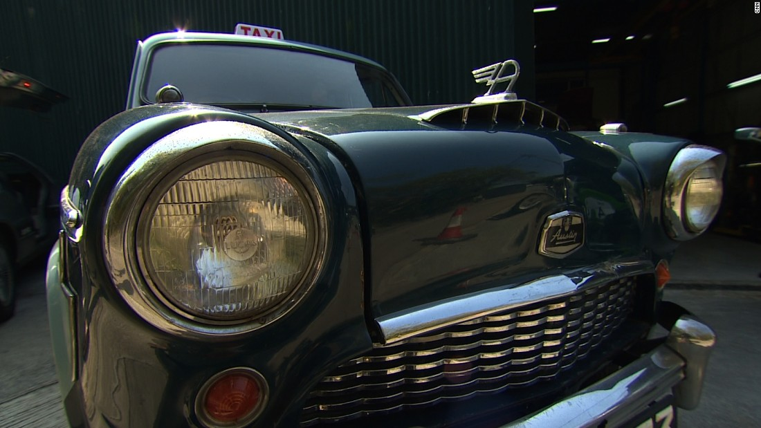 An Architect With His Own Classic Car Museum Cnn Style
