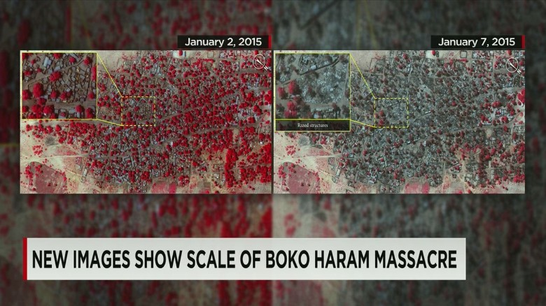 Amnesty International: Boko Haram wiped out whole villages in Nigeria