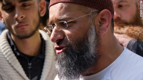 Preacher Anjem Choudary is accused of inviting support for ISIS in lectures published online.