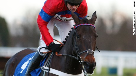 Sprinter Sacre returned to the fray after 13 months on the sidelines with a heart problem
