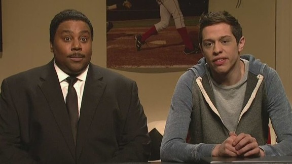 orig snl martin luther king millennial talk civil rights _00001515.jpg