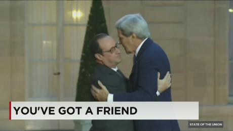 exp sotu.france.john.kerry.hollande.awkward.exchange_00002615
