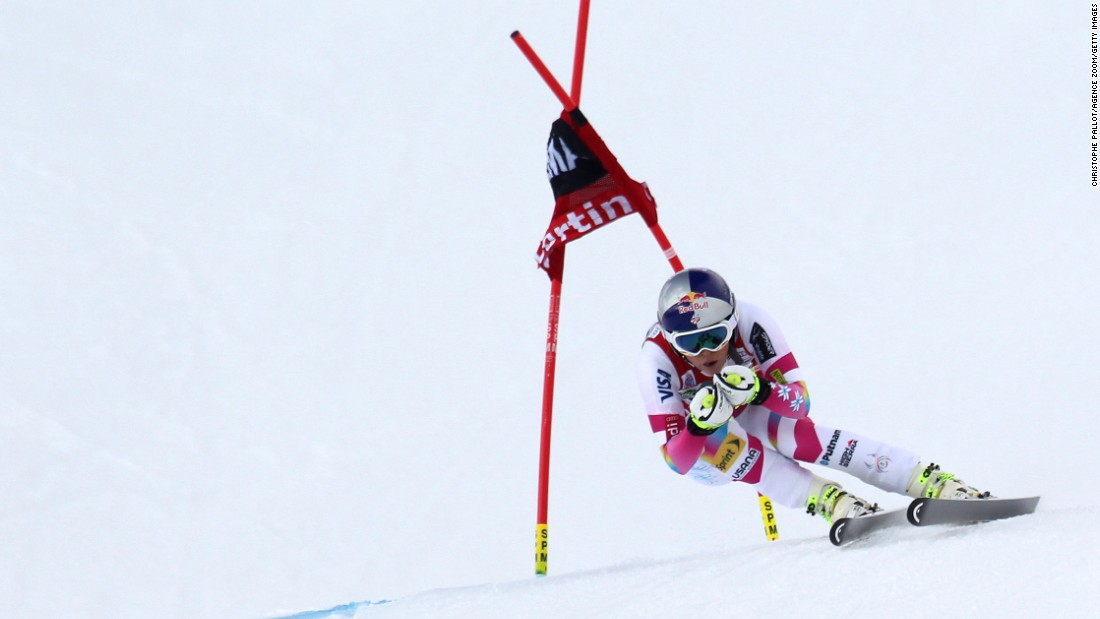 Vonn clinched her 62nd World Cup victory in January, equaling a record that had stood for 35 years. She would later break the record.