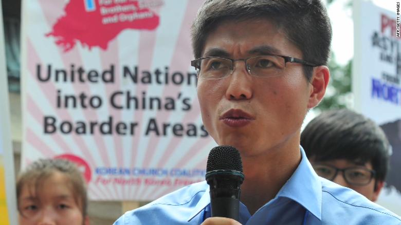 N  Korean prison camp survivor changes story