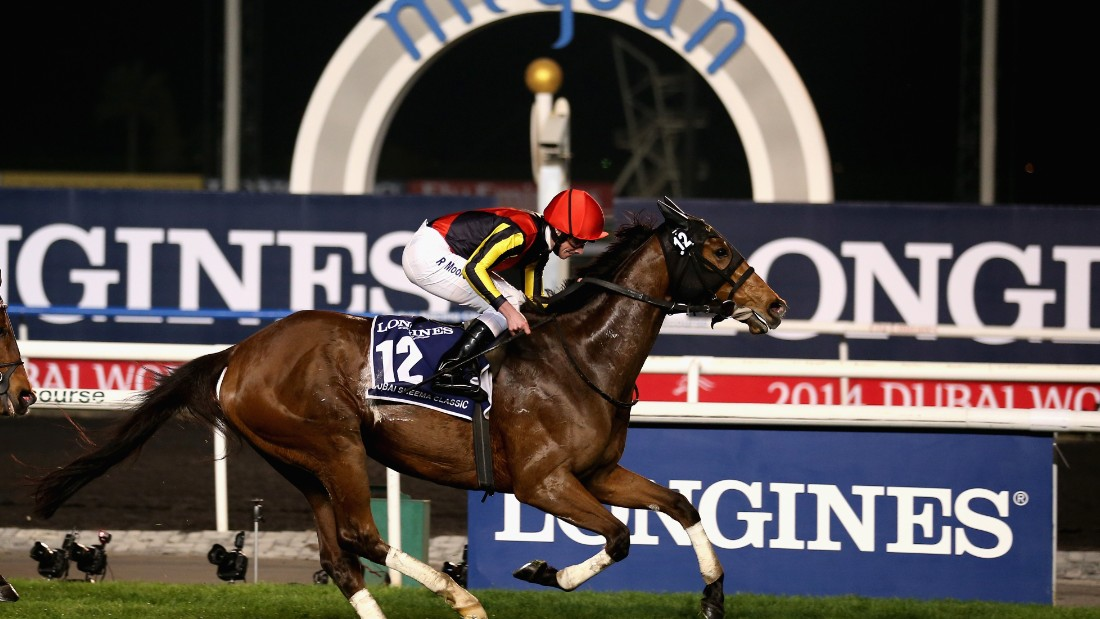 He has truly become a global jockey with victories all over the planet including one on Gentildonna in the Dubai Sheema Classic at the Dubai World Cup.