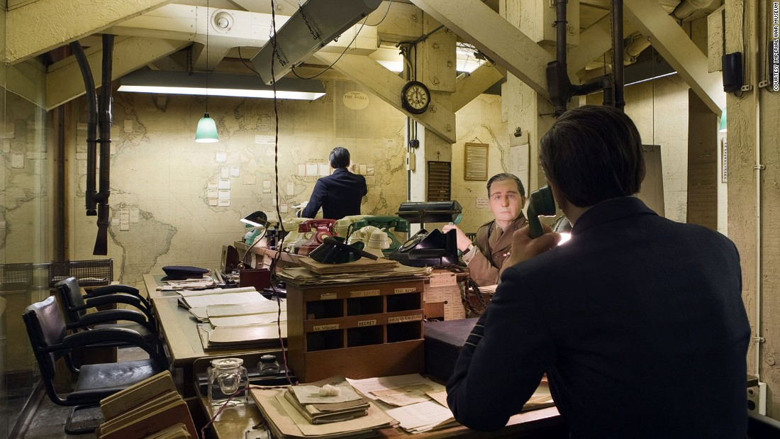 The atmospheric secret bunker beneath the streets of London where Churchill gathered his war cabinet is open to the public.