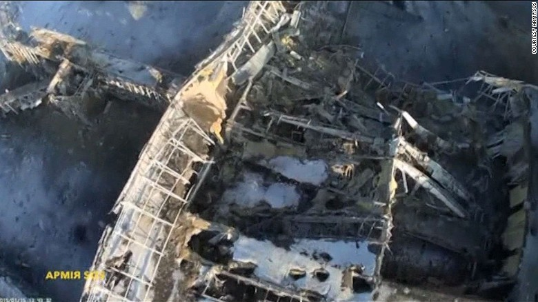 pkg chance ukraine donetsk airport destroyed_00012026