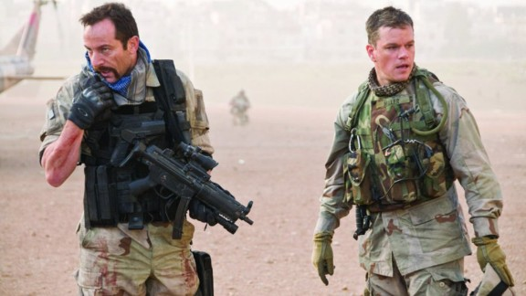 """Green Zone,"" a 2010 thriller, starred Matt Damon as an Army officer searching Iraq in vain for weapons of mass destruction. Conservatives complained it was anti-American, and the movie was a box-office flop."