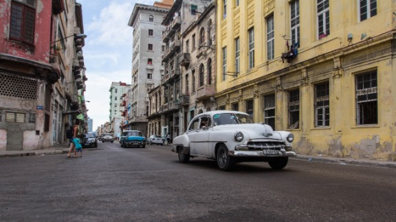 Cuban author Pedro Juan Gutierrez has spent three decades watching -- and writing about -- the streets of what he calls Central Havana
