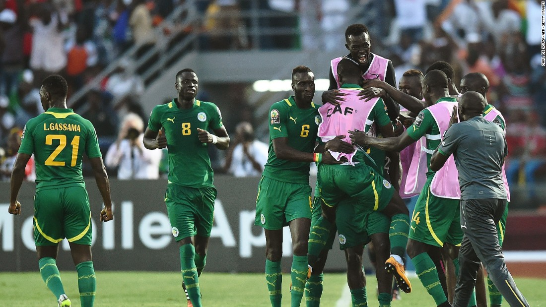 Senegal is good value for its opening Group C victory -- sealed three minutes into injury time by substitute Moussa Sow -- after dominating Avram Grant's Ghana for large parts of the game.