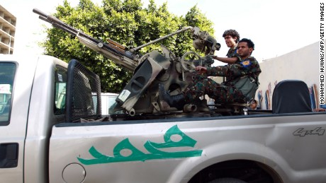 Yemen's presidential palace under attack by rebels