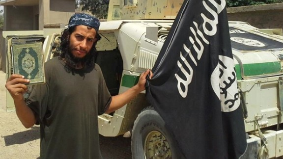 Adelhamid Abaaoud, a Belgian-Moroccan ISIS fighter, is a suspected terror cell ringleader who remains at large, a senior Belgian counterterrorism official said.