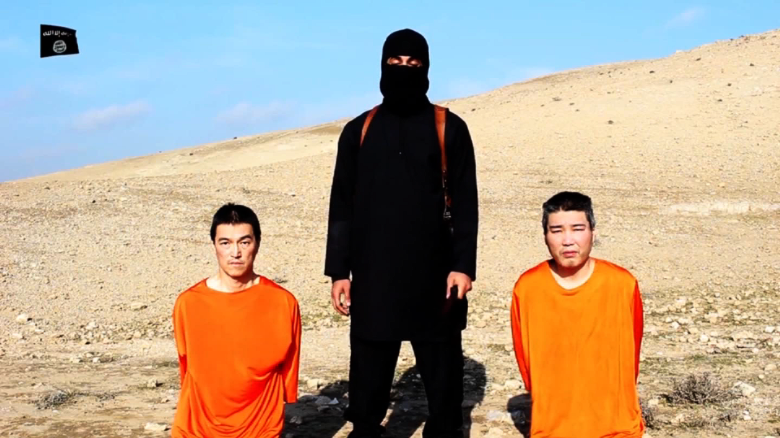 ISIS demands $200 million for Japanese hostages