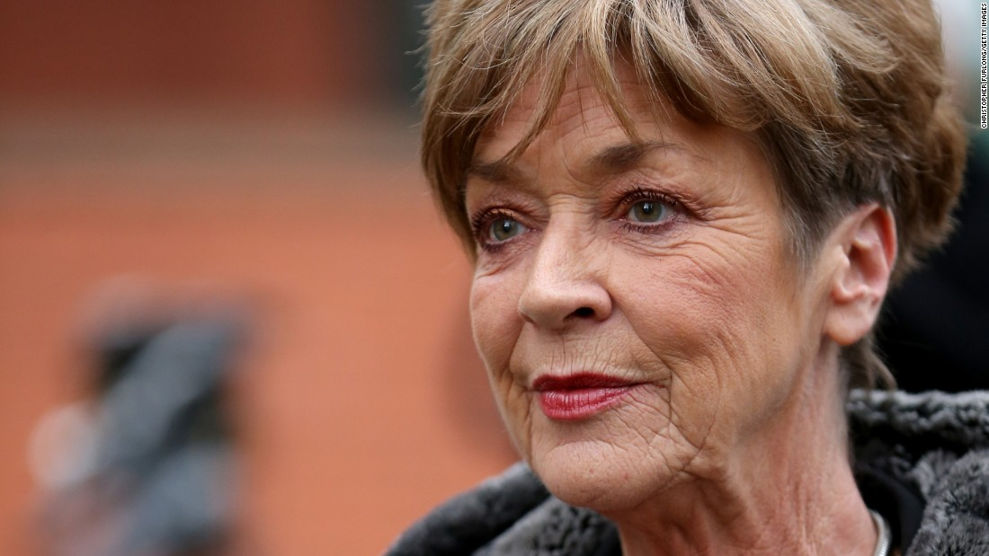 "<a href=""http://www.cnn.com/2015/01/20/entertainment/feat-obit-anne-kirkbride-coronation-street-dies/index.html"" target=""_blank"">Anne Kirkbride</a>, who starred in the UK soap opera ""Coronation Street"" for more than 40 years, died on January 19. She was 60."