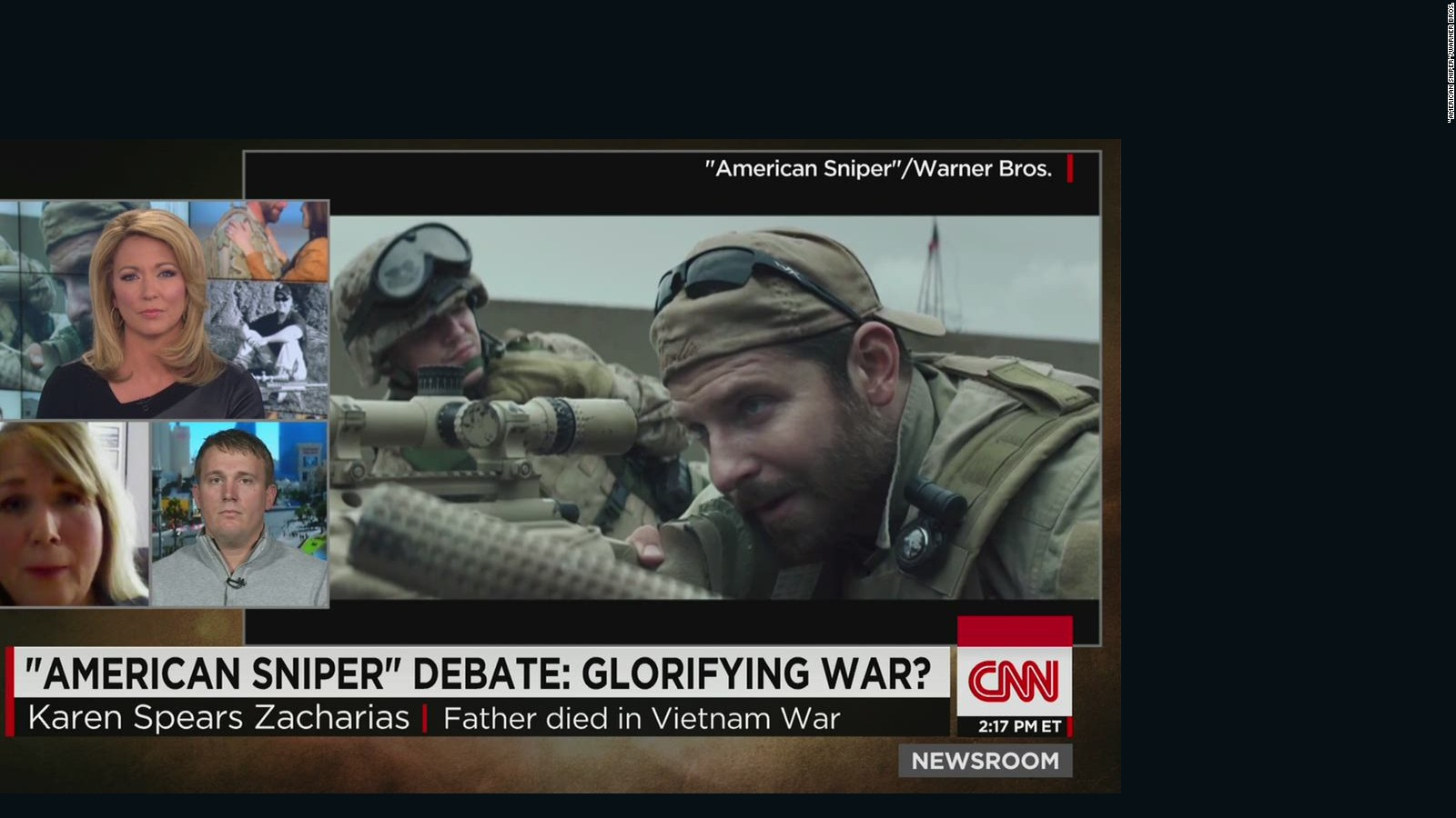 How 'American Sniper' is being misunderstood - CNN