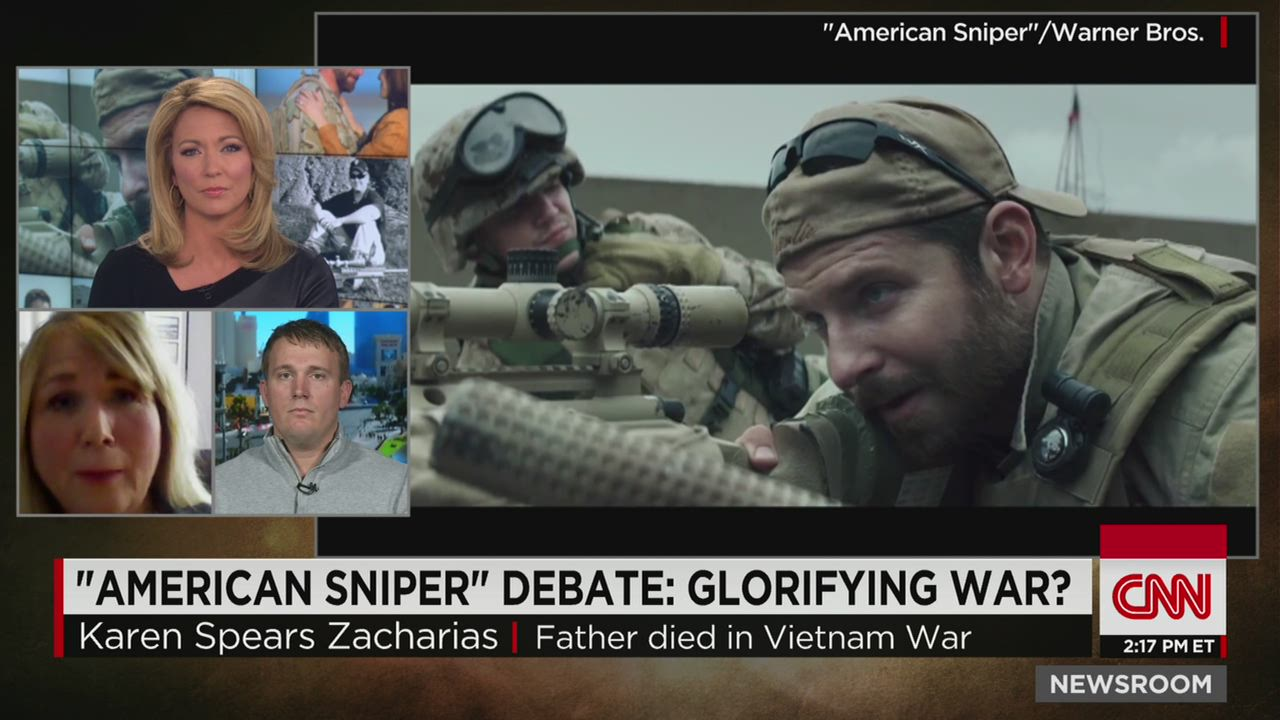 Should you go see 'American Sniper'? - CNN Video