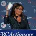 palin coffee cup salute