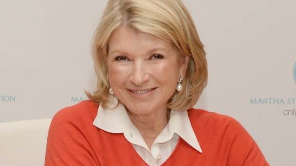 DECEMBER 17, 2013: Martha Stewart attends a holiday book signing for her new book