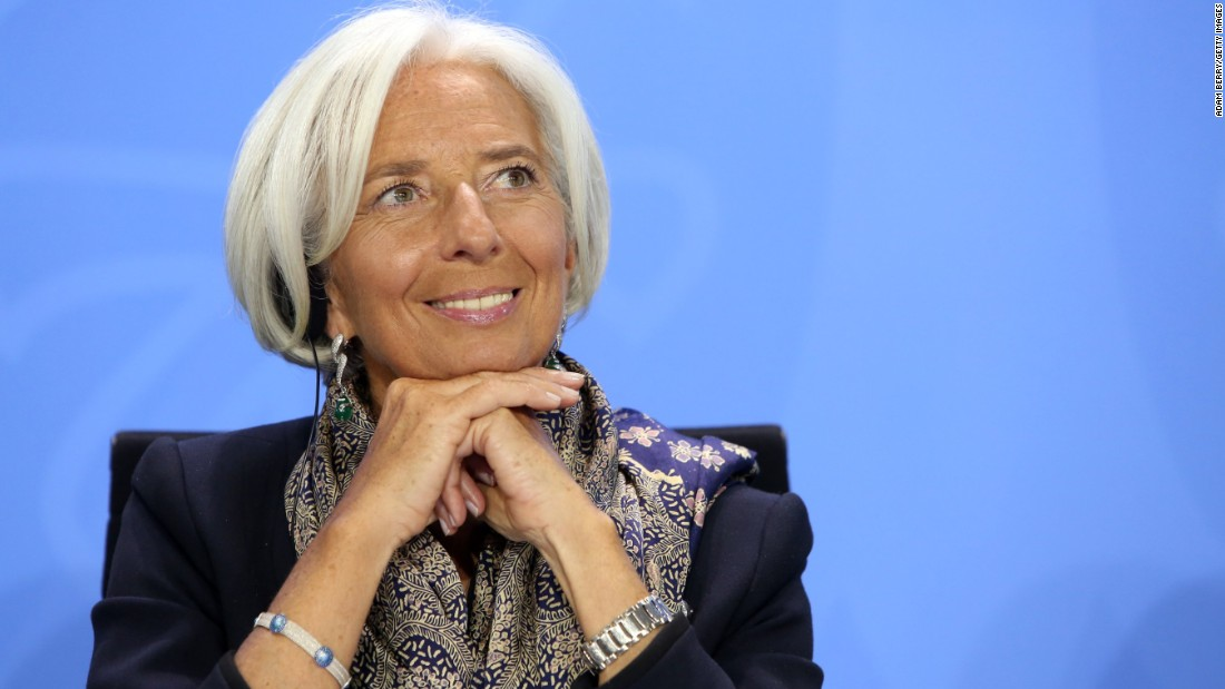 """The person I meet and always come away from feeling 'wow' is Christine Lagarde, the head of the (International Monetary Fund),"" says the <a href=""http://edition.cnn.com/profiles/richard-quest-profile"" target=""_blank"">editor-at-large of CNN Money</a>. ""I've met a lot of famous people, a lot of powerful people -- and a lot of them like to tell you they're famous and powerful in great detail. Not Christine Lagarde ... (She) has devoted her entire life to helping other women.""<br /><a href=""/video/data/3.0/video/world/2017/03/02/my-hero-richard-quest.cnn/index.xml"" target=""_blank""><br />Discover more about Christine Lagarde.</a>"