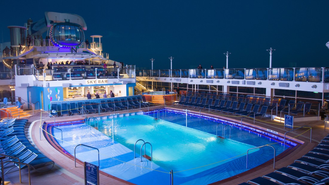 Inside The Worlds Smartest Cruise Ship - Pictures of the inside of a cruise ship