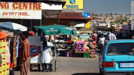 Township tourism in South Africa