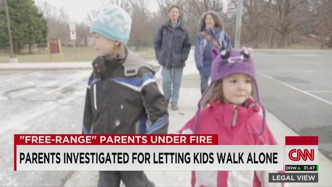 Maryland Free Range Parents Under Fire Again Cnn