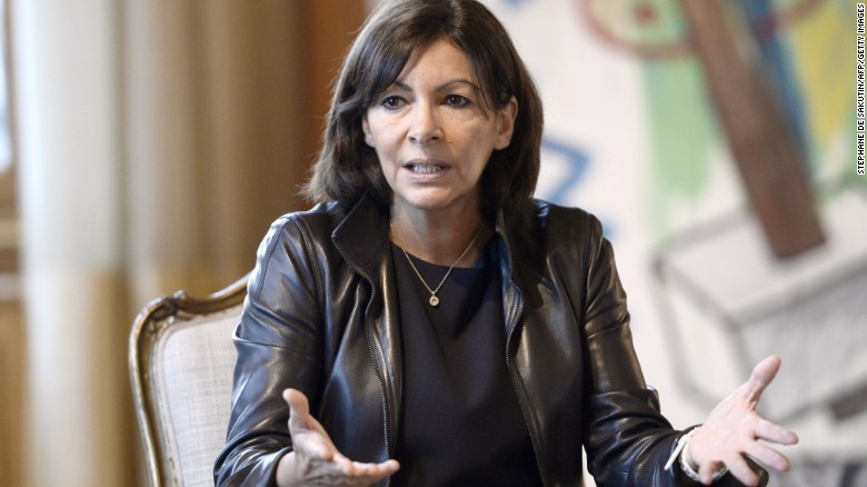 Paris Mayor: We have to work on inequality