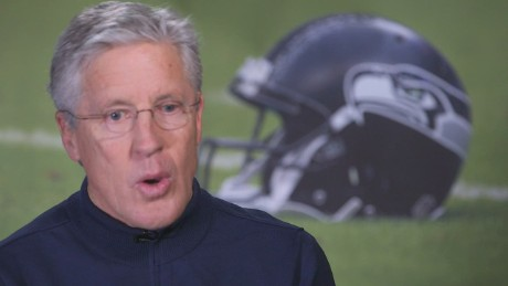 Pete Carroll on Deflate-gate