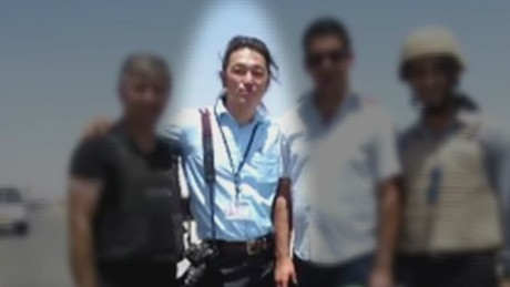 Japanese hostage's Syrian fixer: This day was coming
