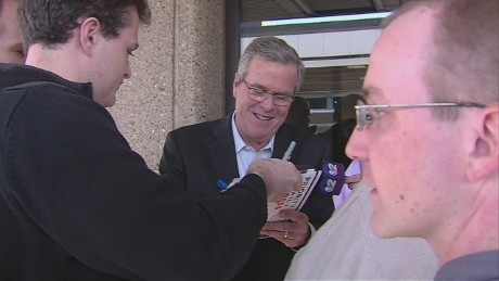 "Jeb Bush hopes to pitch voters on ""reform conservatism."""