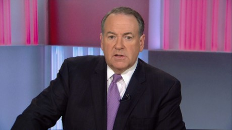 Mike Huckabee takes a softer line on immigration reform than some fellow conservatives.