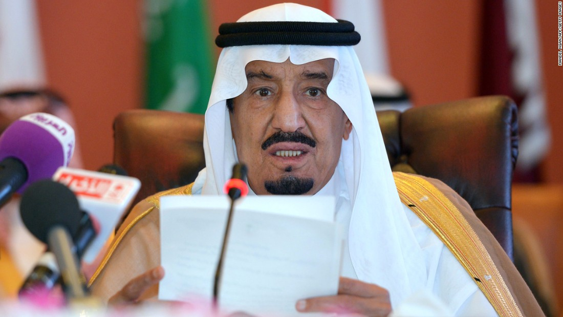 Who is saudi arabias new king salman cnn m4hsunfo