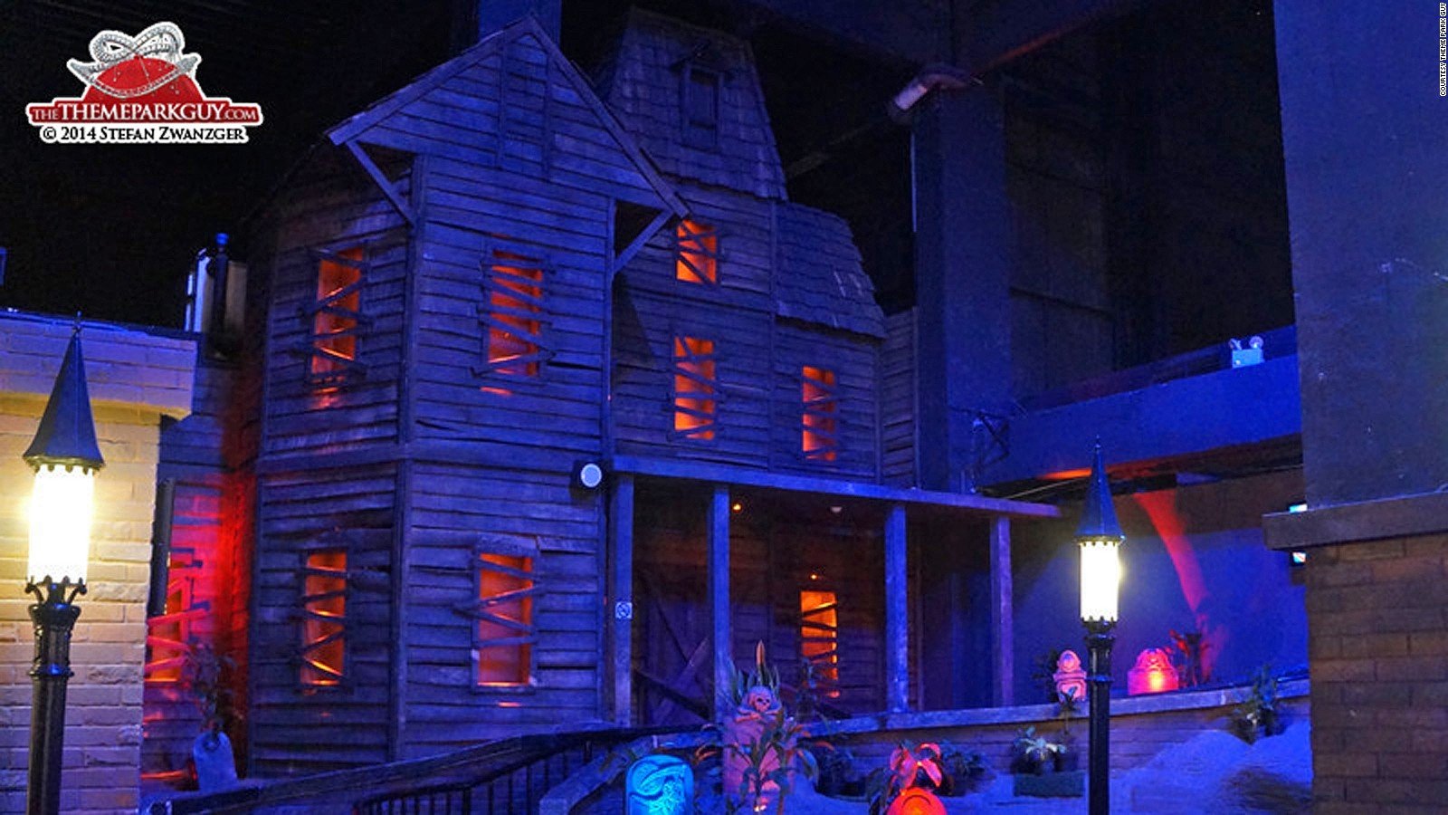 7 of the scariest theme park rides in the world   CNN Travel